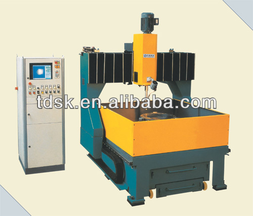 Hot Sale CNC Flange Drilling Machine for Plates