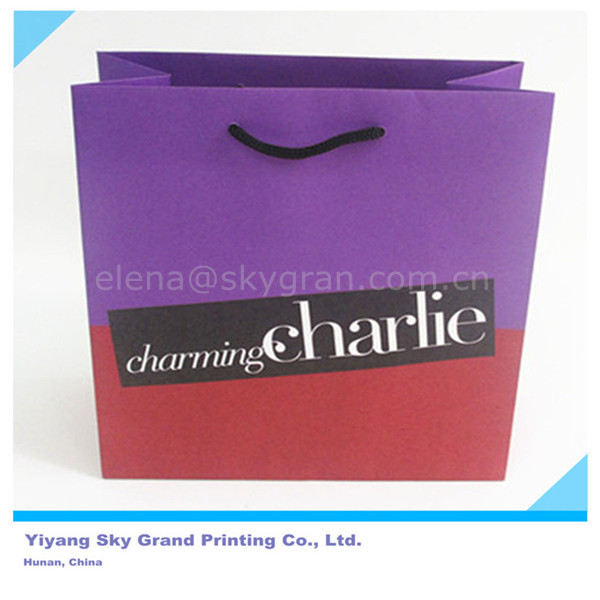Kraft paper bags for chemicals