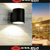 High COB wattage 20W/40W up down outdoor light porch lights outdoor led wall light