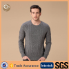 Men S Jacquard Design Cashmere Sweater