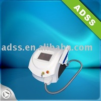 Double stage high energy q switch nd yag laser tattoo removal System