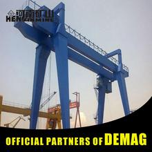 Construction Machinery 45 Ton Electric Gantry Crane Price Picture From China