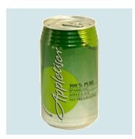Cold drinks - Beverage A/tizerWht 340ml Can 6Pk