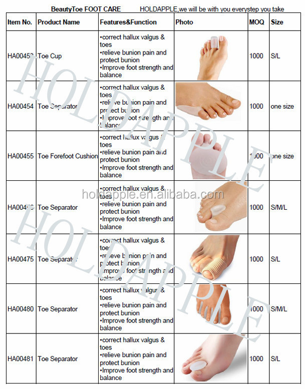 Foot Care Products for Foot Relieve HA00480