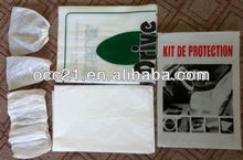 Disposable Car Clean Set 5 in 1 kit