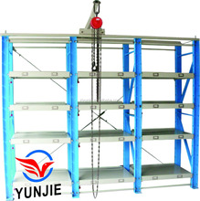 Warehouse Mold Rack/ Steel Metal Storage Shelving for Hardware and Factory