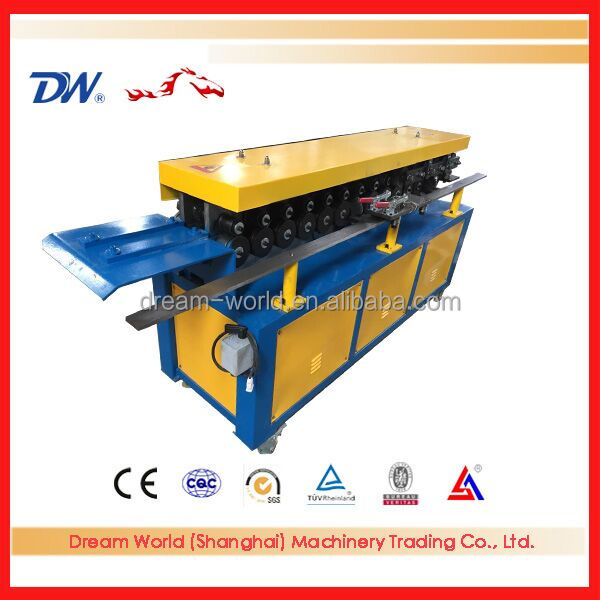 T-12 High speed Duct corner TDF Flange forming machine , Flange Making Machine , Rectangular Duct Forming Machine