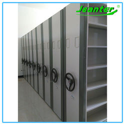 H2350W900D600mm high density filing cabinets mobile shelving modular shelving system