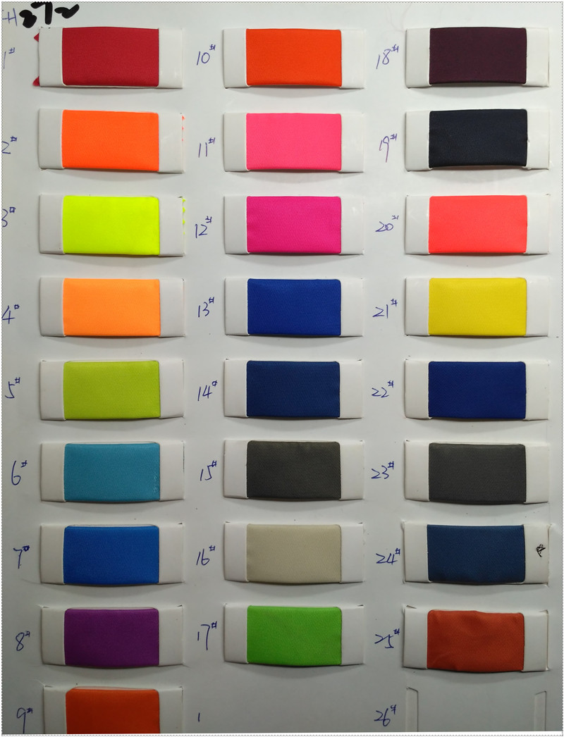 272 twill nylon jacket fabric wholesale retail
