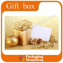 High Quality Decorative Christmas Gift Box Wholesale