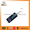 pvc customized key chain
