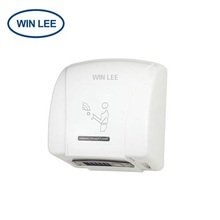 High Quality Wall Mounted ABS Cambered Automatic Hand Dryer
