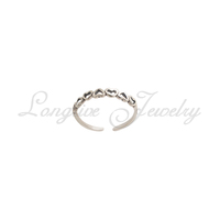 Guangzhou Longlive jewelry for toe ring