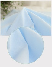 Beautiful Functional Solid Color Waterproof PU Laminated Fabric 100% Cotton