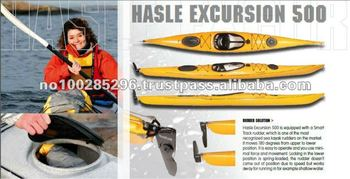 Norway Hasle Excursion 500 Kayak Ocean