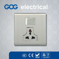Pakistan electric switch and socket british 13A mf switch socket