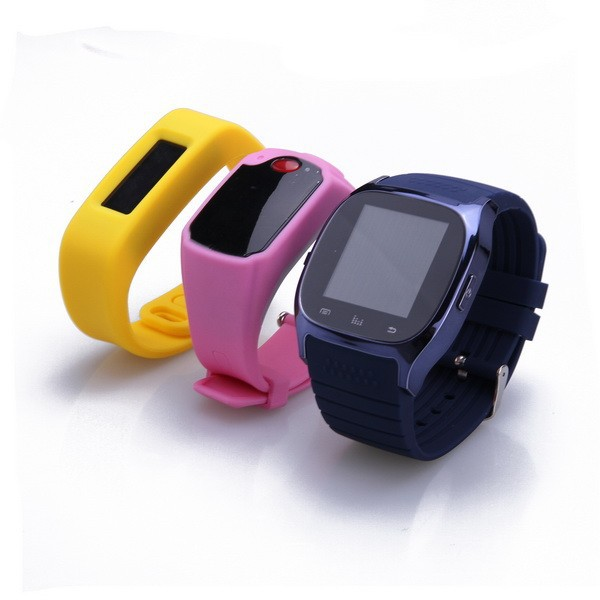 fashion waterproof silicone bracelet watch for kids