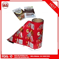 Casual Snacks Nuts Dried Fruit Snacks Specialties Self Sealed Cute Food wrapping film
