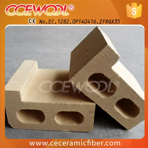 CCEWOOL high chrome refractory brick for cement klin