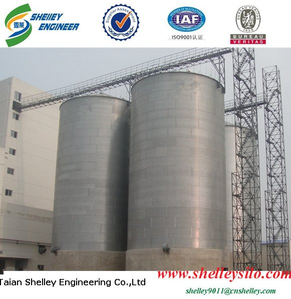 10000ton grain wooden pellets storage silos sawdust price