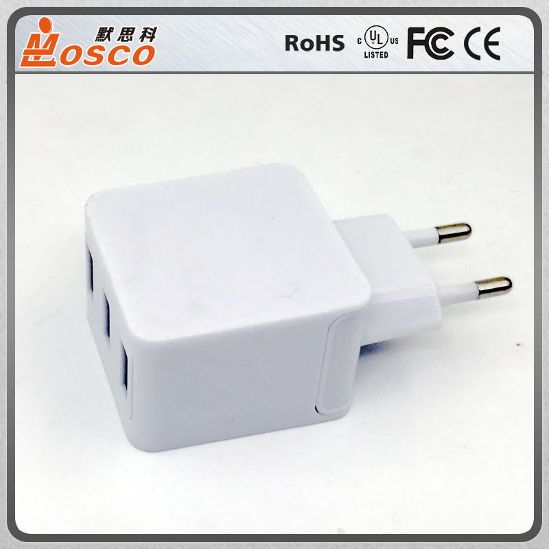 Good price mobile phone QC 2.0 QC3.0 multi USB fast charger