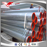 youfa steel pipe group big factory good reputation producer ASTM A 36 gi steel Pipe/Tube in china