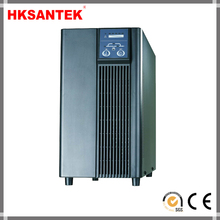High performance Single Phase battery ups ,High Frequency UPS,Pure Sine Wave santak ups
