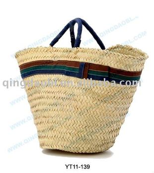corn husk bag/straw bag