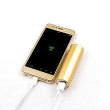 5000mah portable charger external battery mobile phone charger