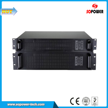 1KVA High Frequency Single Phase Backup Portable UPS for Laptop