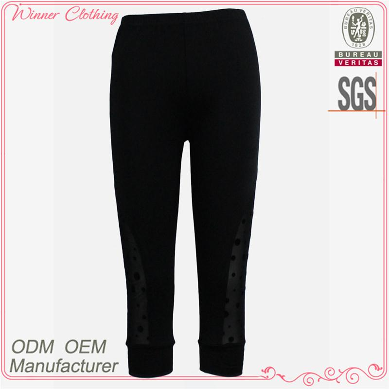 2016 summer fall lady tight sexy legging tight fit print stretch bottom long pants and trousers for women
