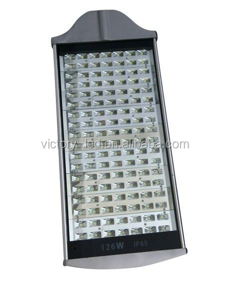 led outdoor lighting AC110V 220V 85-265V 126LEDS led street light IP65 led Street Off Road waterproof street lights 126W