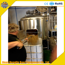 China made micro electrical heating restaurant beer brewing equipment,mini beer making system