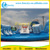 The Ice Kingdom Land Inflatable Water Park for Commercial use in Summer