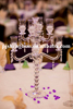 New Arrival! Elegant Crystal Candelabra with Crystal Drops for Wedding Centerpieces