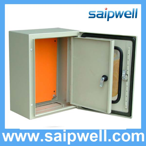 IP65 Double door wall mounted metal box metal enclosure