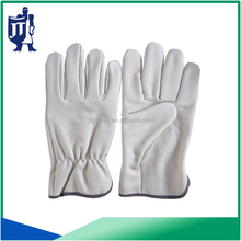 pig leather driver gloves