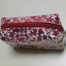 2012 fashion designer high quality clear make up bags