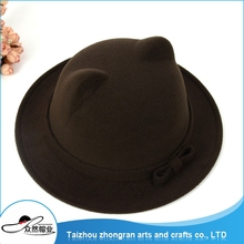 Hot-Selling High Quality Low Price Cheap Felt Cowboy Hat Girl'S Party Hat
