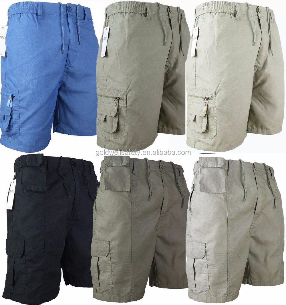 Cotton multi pockets shorts industries tactical cargo shorts