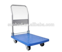 China factory wholesale multifunction foldable trolleys for wholesales