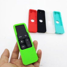 Silicone Protective Case/ Sleeve/ Cover For New Apple TV 4th Remote Controller