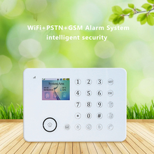 FDL-911 Residential Security GSM Alarm kits ,Auto Dial Security Alarm,Wifi/GSM/PSTN Alarm System 315MHz/433MHz optional