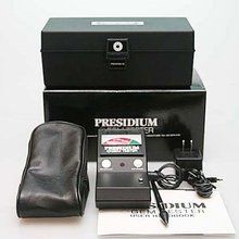 The Presidium Gem Tester / Color Stone Estimator