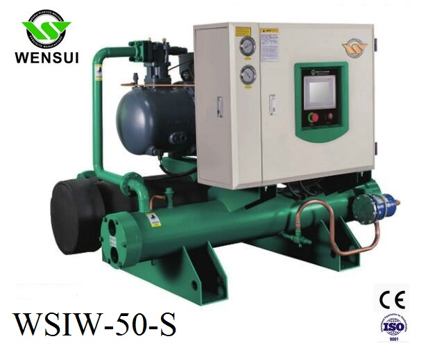 Screw water cooled chiller price WSIW-30-S /Brand new hotel water cooled water chiller china supplier/High Quality Refrigerated