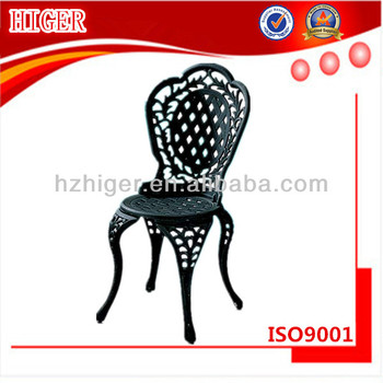 custom made cast iron garden furniture