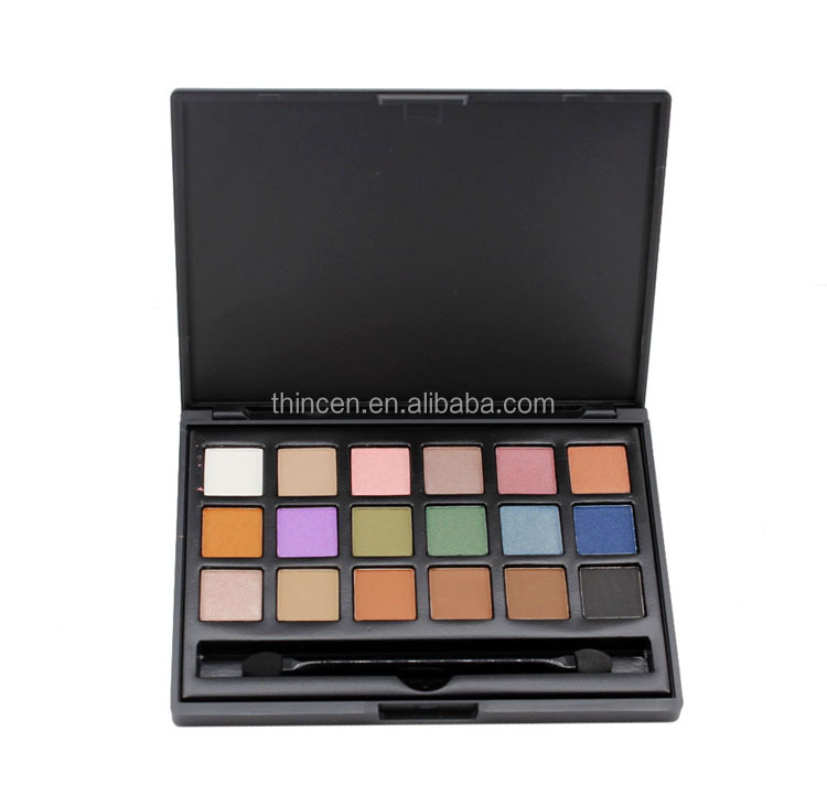 Makeup Waterproof Eyeshadow Palette With 18 Nice Colors Beauty Cosmetics Makeup Suppliers China