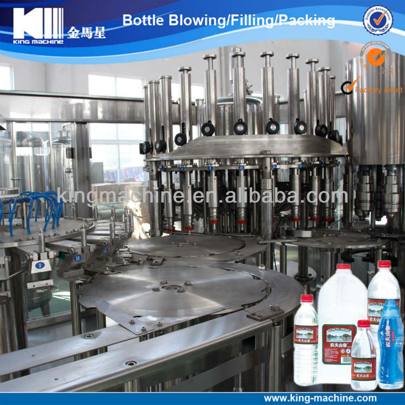 Automatic Water Bottle Packaging Machine