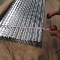 Galvanized/Ordinary Wave Metal Roof Tiles/Steel Corrugated Roofing