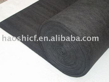 purified graphite felt